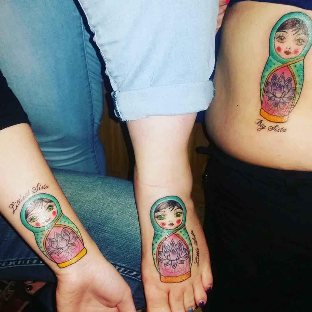 3 Sisters Tattoos