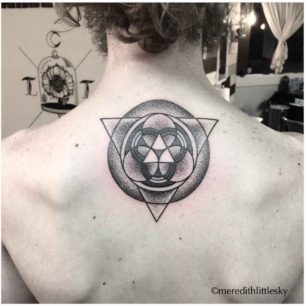 Alchemy Symbol Tattoo