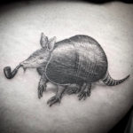 Armadillo Tattoo
