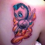 Baby Pegasus Tattoo