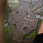 Celtic Tattoo Cross
