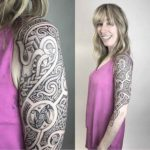 Celtic Tattoo Sleeve