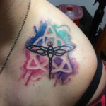 Dragonfly Tattoo Celtic Knot