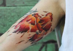 Firebird Tattoo