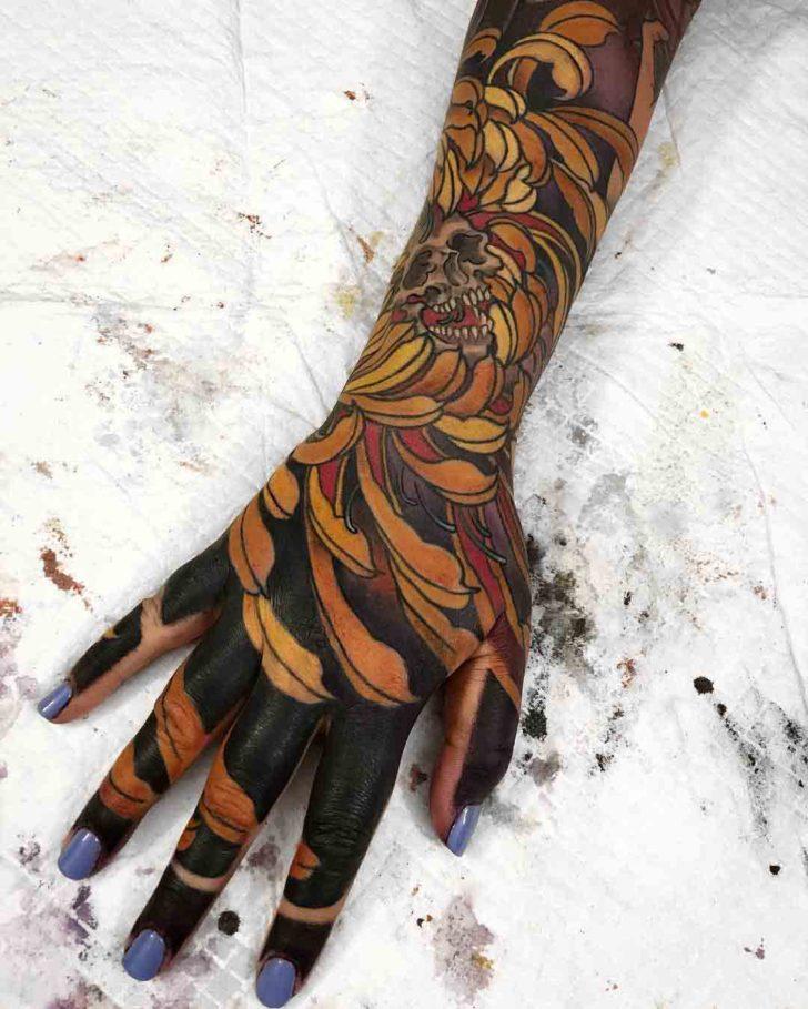 fb65af1d4 Full Sleeve Tattoo to Hand | Best Tattoo Ideas Gallery