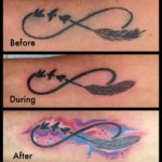 Infinity Tattoo Design