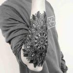 Mandala Arm Tattoo