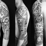 Maori Tattoo Sleeves