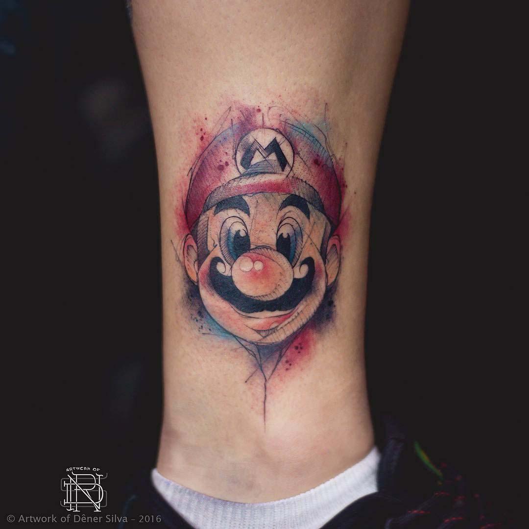 Dener Silva Best Tattoo Ideas Gallery