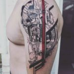 Mechanic Tattoo