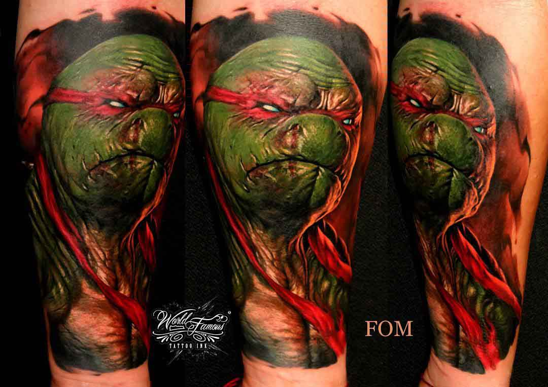Realistic Raphael Tattoo Best Tattoo Ideas Gallery