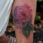 Rose Tattoo Forearm