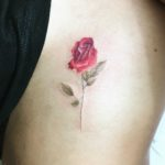 Rose Tattoo Small