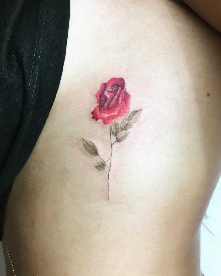 Tattoo Of Rose Small: Best Tattoo Ideas Gallery