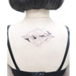 back tattoo scar cover up