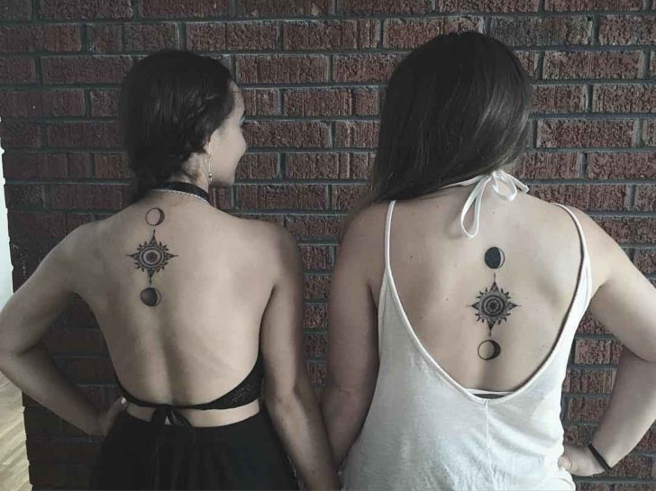 Sister Matching Tattoo