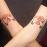 Sisters Friends Tattoo