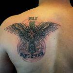 Tattoo Celtic Cross