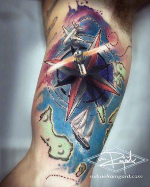 Tattoo Inside Bicep