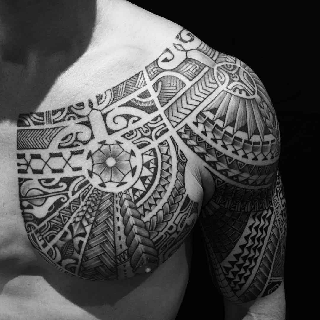 Tattoo Maori Tribal by Manamaoritatau 3