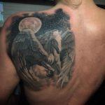 Tattoo Pegasus
