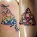 Triquerta Tattoo Designs