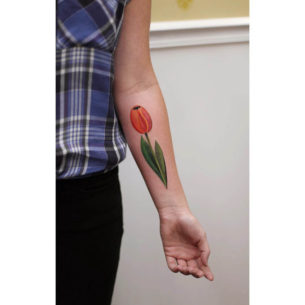 Tulip Tattoo