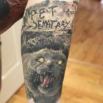 Pet Sematary tattoo by requiemtattoo