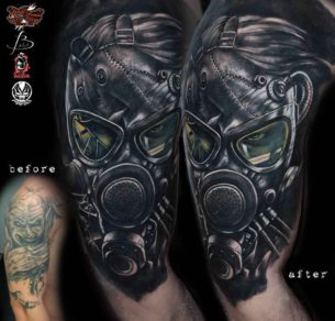Big Tattoo Cover Up