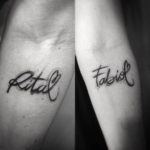 Couple Tattoos With Names