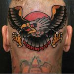 Eagle Head Tattoo