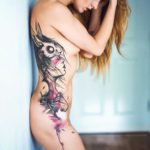 Sexy Tattoo Girl