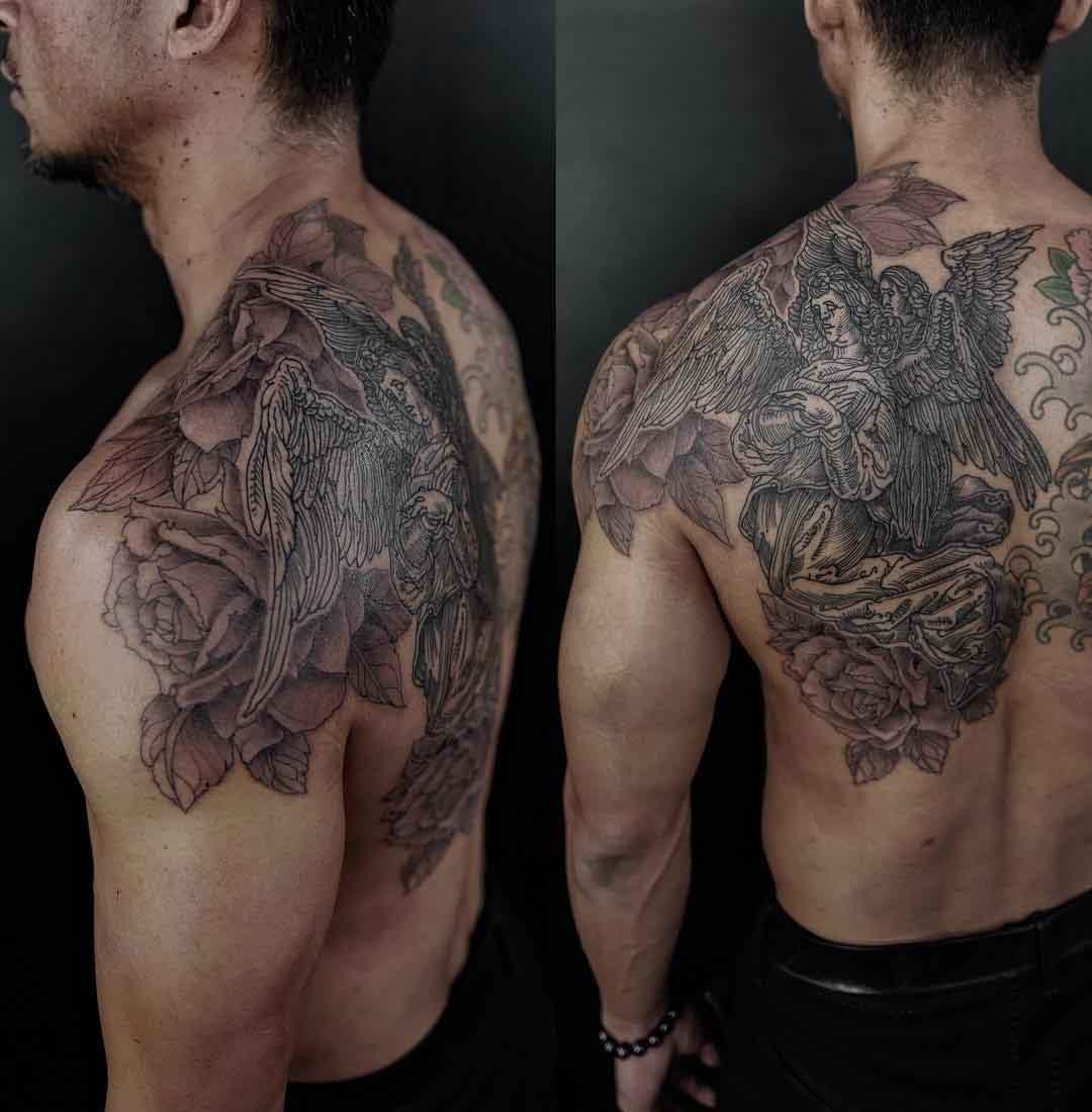 Maxime Buchi Best Tattoo Ideas Gallery