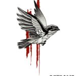 sparrow tattoo idea