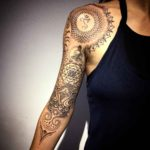 Mandala Tattoo Sleeve