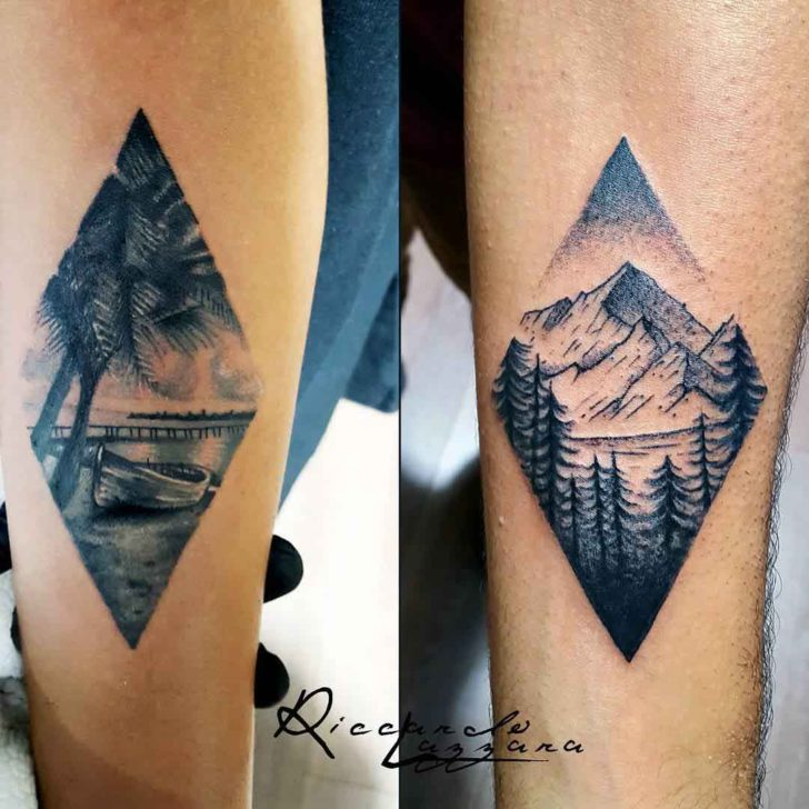 Tattoo designs for couples best tattoo ideas gallery for Best couples tattoos