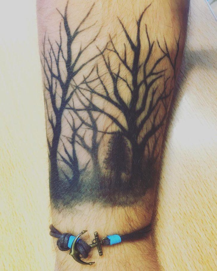 mystical forest bracelet