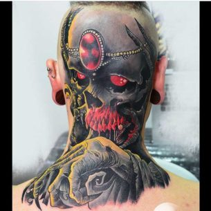 Head Tattoos Best Tattoo Ideas Gallery