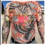 traditional full body tattoo art