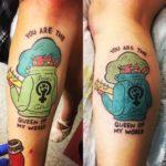 Unique Sister Tattoos