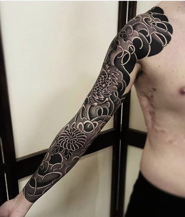 Sleeve Tattoo Japanese Best Tattoo Ideas Gallery