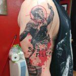 Tattoo Trash Polka