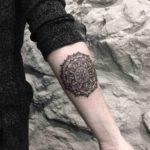 Decent Mandala Tattoo