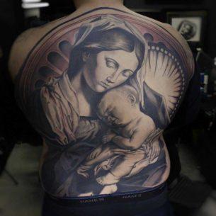 Tattoo Religious