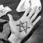 Hand Palm Tattoo