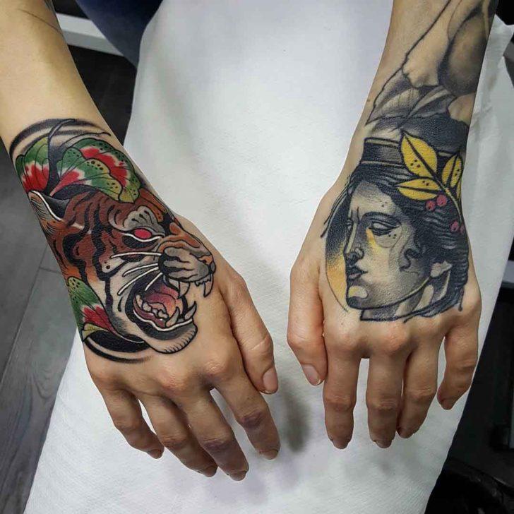 Hands Ambigram Tatoos 3: Best Tattoo Ideas Gallery