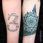 3 Tattoo Cover Up