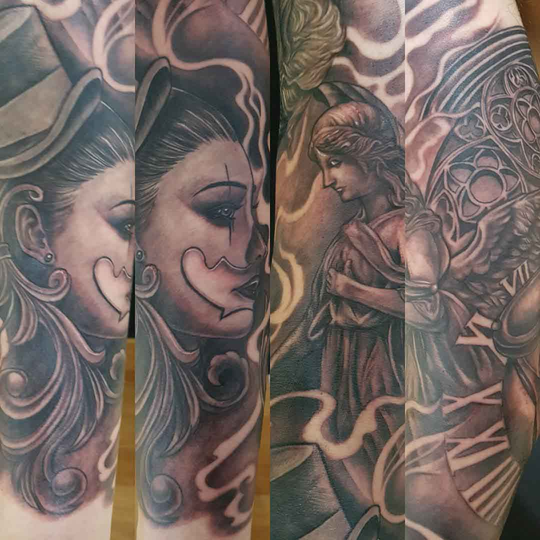 real chicano tattoo design
