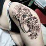 Tattoo Hip