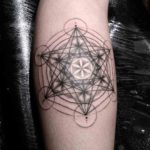 Spiritual Tattoo Geometry
